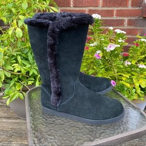 🆕 Universal Thread Daniela Suede Winter Tall Boot